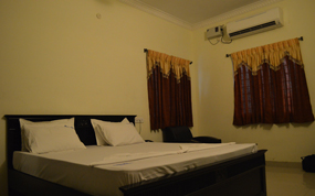 Hotel Nandha inside room view 2