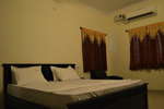 Nandha Residency A/C room